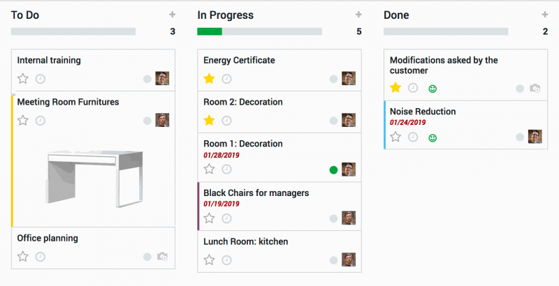 Projects-To-Do-Sales-odoo-crm
