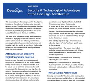 Digital Signature- DocuSign 5
