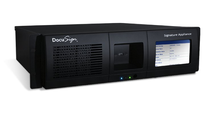 DocuSign Signature Appliance 1