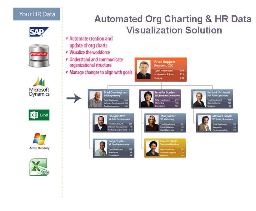 Organizational Planning hr charting system