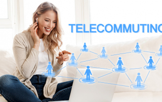 6 Telecommuting Stats You Need to Know 2