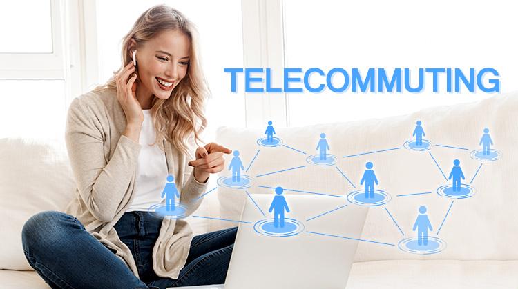 6 Telecommuting Stats